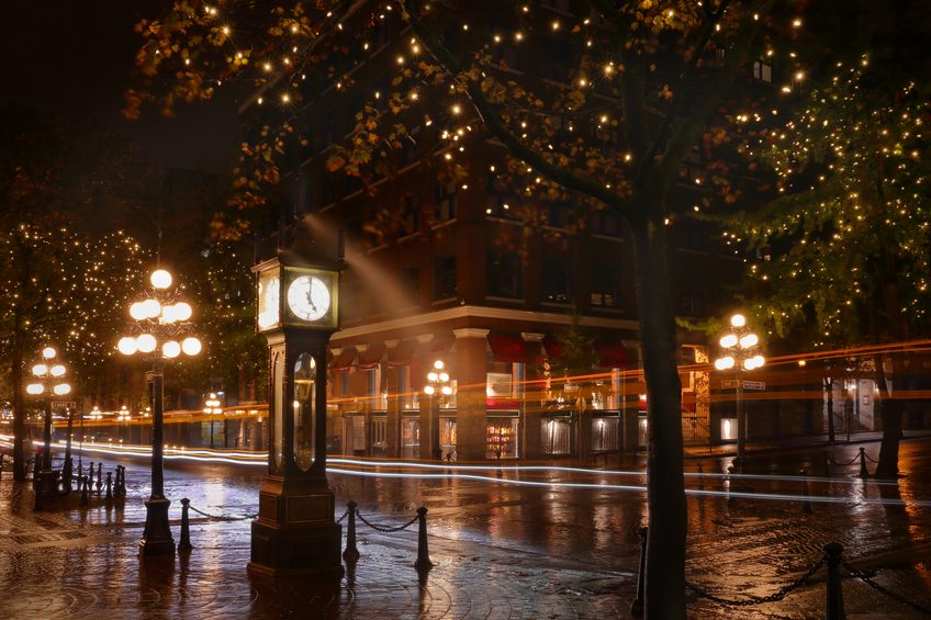 50 Shades of Grey used Gastown as a shooting location