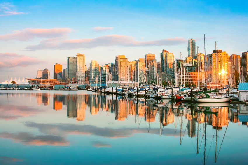 Vancouver is home to a thriving film industry
