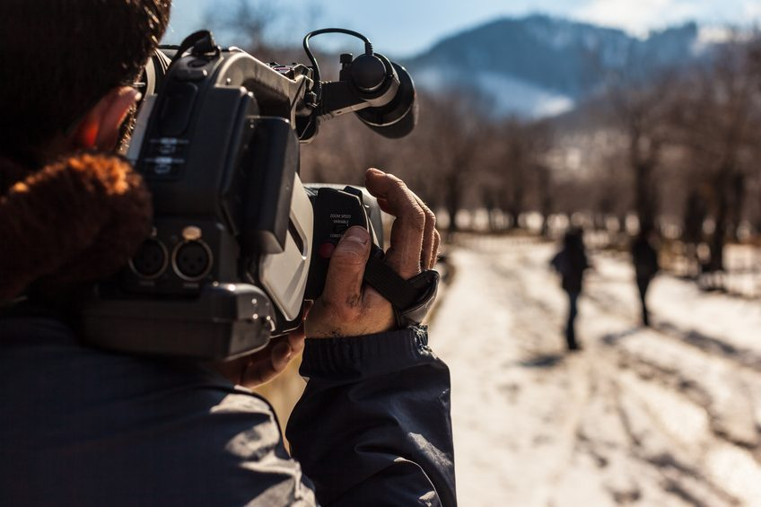 film making courses teach students to film anywhere
